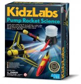 Pump Rocket Science